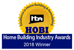 Connecticut Home Builders Industry Awards 2018 Winner