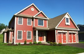 The Cassidy Model - Castle Heights of Cheshire, CT
